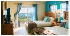 Double Balcony Terrace Rooms