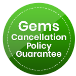 Gems Cancellation Policy Guarantee